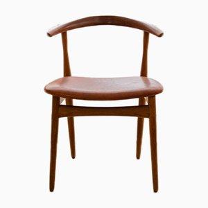 Chaise de Salon Vintage par Henning Kjærnulf