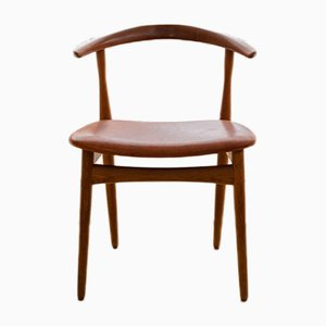 Vintage Dining Chair by Henning Kjærnulf