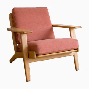 GE290 Easy Chair by Hans J. Wegner for Getama