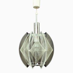 Modell Swag Lampe von Paul Secon für Sompex, 1960er