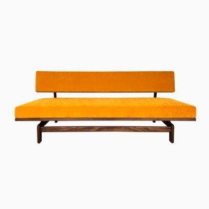Sofá cama 470 de Hans Bellman para Wilkhahn, 1961