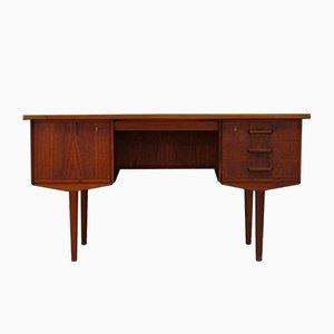 Dänischer Vintage Teak Schreibtisch