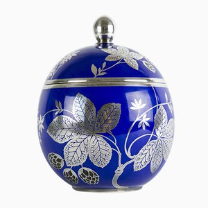 Art Deco Bonbon Jar from Rosenthal, 1930s