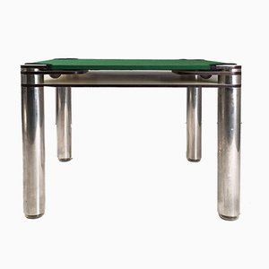 Poker Gambling Table by Joe Colombo for Zanotta, 1960s
