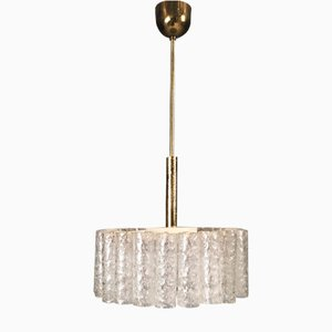 Mid-Century Modern Ceiling Lamp from Doria