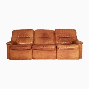 DS-63 3-Seater Sofa by De Sede, 1970s