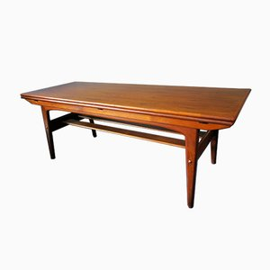 Tavolo grande regolabile di Kai Kristiansen, anni '60