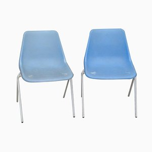 Mid-Century Polyprop Chairs by Robin & Lucienne Day for Hille, Set of 2