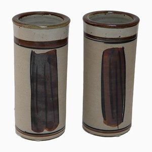 Vases Vintage par Hanne Stentoj, Set de 2