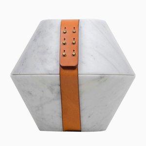 Istanti Inclusi Clessidra Container by Gumdesign for La Casa di Pietra