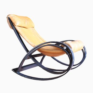 Sgarsul Lounge Chair by Gae Aulenti for Poltronova, 1962