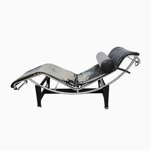 LC4 Chaiselounge von Le Corbusier für Cassina, 1960er