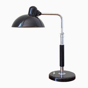 Lampada da tavolo modello 6607 vintage di Christian Dell per Kaiser Leuchten