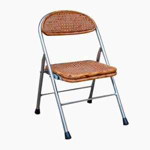 Vintage Children's Folding Chair