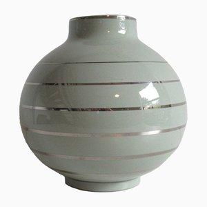 Vase N°894 D1783 Vintage par Charles Catteau pour Boch Frères Kéramis