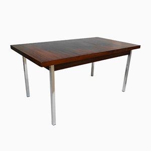 Rosewood Dining Table by Alfred Hendrickx for Belform, 1960s