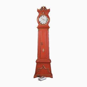 Orologio a pendolo antico di Mogens Peter Westh per Bornholm, 1875