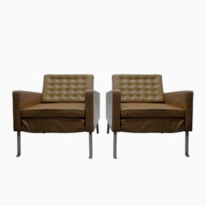 Lounge Chairs by Roland Rainer for Wilkhahn, 1950s, Set of 2