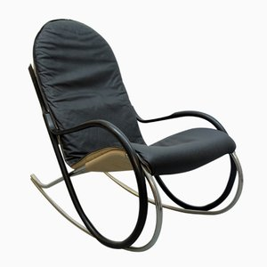 Nonna Rocking Chair by Paul Tuttle for Strässle, 1972