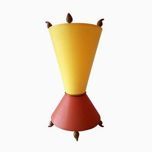 Mid-Century Diabolo Tischlampe, 1960er