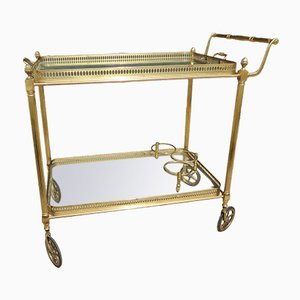 Serving Trolley from Maison Jansen, 1960s