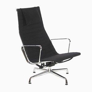 Mid-Century EA124 Sessel von Charles & Ray Eames für Vitra