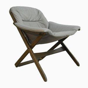 Chaise par Göte Möbel, Suède, 1980s
