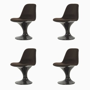 Orbit Chairs by Markus Farner and Walter Grunder for Vitra, 1960s, Set of 4