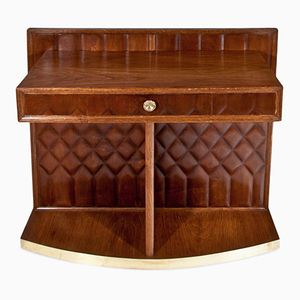 Mid-Century Wall Console