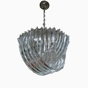 Murano Glass Chandelier, 1980s