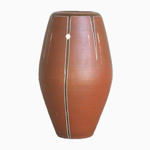 Large German Floor Vase, 1950s