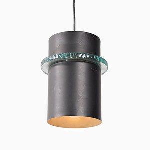 Lampe à Suspension en Métal de Hiemstra Evolux, Pays-Bas, 1960s