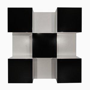 Mueble de almacenamiento de Roberto Monsani para Acerbis, años 70