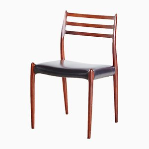 Chaise de Salle à Manger Modèle 78 par Niels O. Møller pour J.L. Møller, 1960s