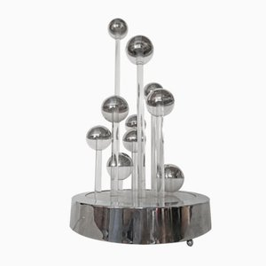 Plastische kinetische Lampe, 1970er