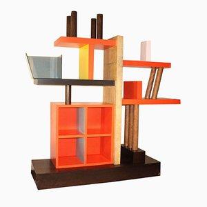Liana Bücherregal von Ettore Sottsass für Meccani Arredamenti, 1993