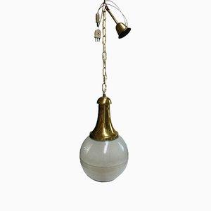 Lampe à Suspension par Caccia Dominioni pour Azucena, 1960s