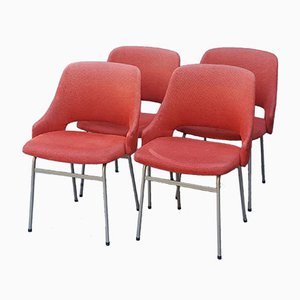 Vintage FM32 Chairs by Cees Braakman for Pastoe, Set of 4
