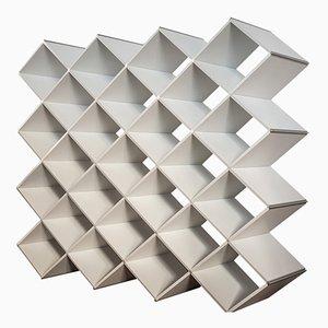 X.me Modern Oblique Bookcase by Salvator-John A. Liotta for MYOP
