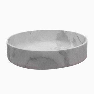 Kleio Schale aus Marmor von Faye Tsakalides für White Cubes