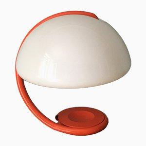 Mid-Century Italian Model Serpente Lamp by Elio Martinelli for Martinelli Luce, 1965