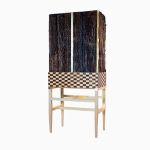 Dreit e mut Cabinet by Andrea Bouquet, 2017