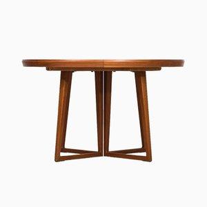 Tavolo da pranzo in teak di Helge Sibast per Sibast, 1964