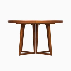 Teak Dining Table by Helge Sibast for Sibast, 1964