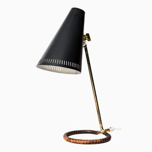 Finnish K11-15 Table Lamp by Mauri Almari for Idman, 1950s