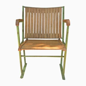 Outdoor Cinema Chair, 1940s