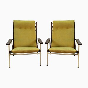Lounge Chairs by Rob Parry for De Ster Gelderland, 1960s, Set of 2