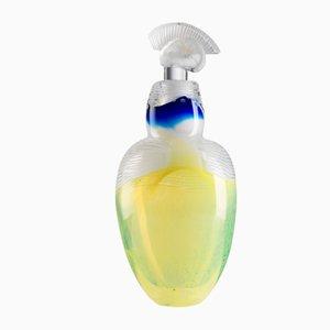 Uranium Yellow Solace Collection Vase von Juli Bolaños-Durman, 2016