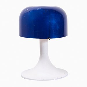 Lampe Champignon Vintage par Sándor Borz-Kováts pour Hungarian Craftsmanship Company, 1970s