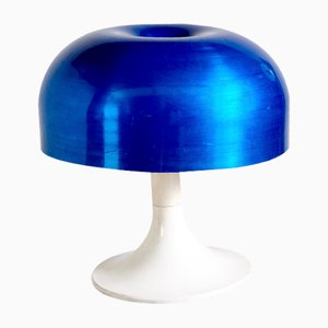 Vintage Mushroom Lamp by Sándor Borz-Kováts for Hungarian Craftsmanship Company, 1970s